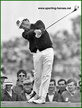 Gary PLAYER - South Africa - Short biography of his International golfing career.