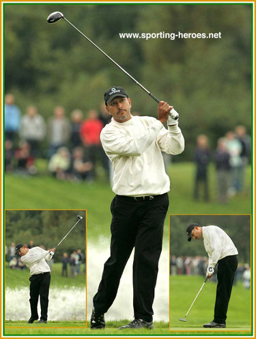 Jeev-Milkha Singh - India - 2008 BA-CA Golf Open presented by Telkom Austria (Winner)