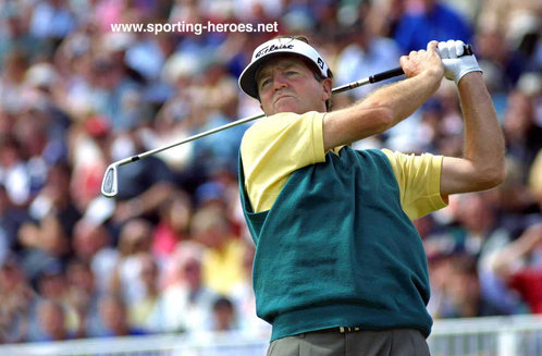 Des Smyth - Ireland - 2001. Madiera Island Open (Winner). Open (13th=)