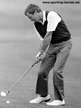 Curtis STRANGE - U.S.A. - 1985. Leading money winner & second at the Masters