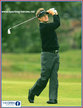 David TOMS - U.S.A. - 2007. US Masters (9th). US Open (5th=)