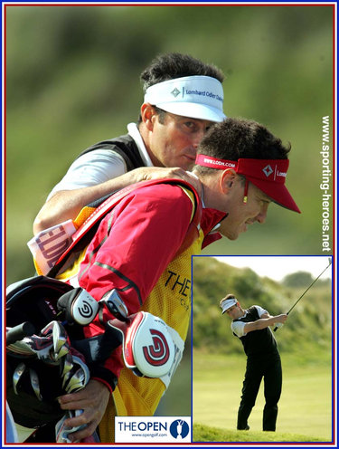 Jean VAN DE VELDE - France - 2008 Open Golf Championship (19th=)