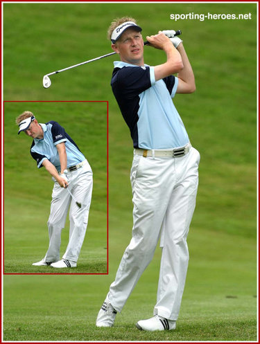 Simon Wakefield - England - 2008 Open (19th=)