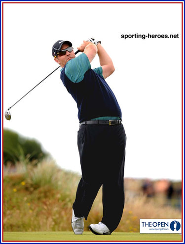 David Duval - U.S.A. - 2009 US Open (2nd=)
