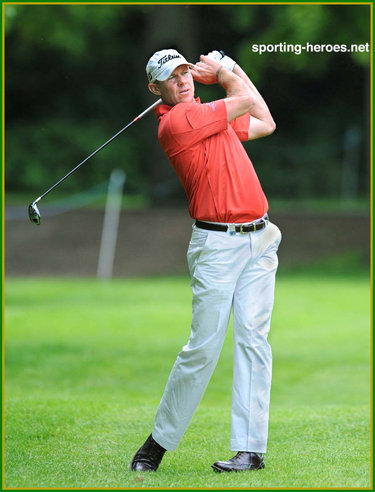 James Kingston - South Africa - 2007 & 2009 PGA Golf Tournament victories.