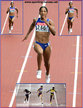 Christine ARRON - France - 2005 World Champs 100m bronze medal