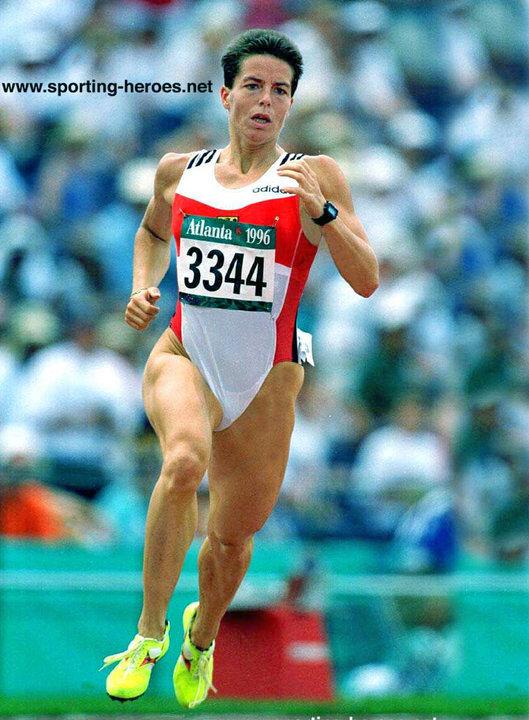 east german athletes gender