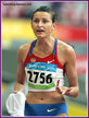 Anna CHICHEROVA - Russia - 2008 Olympics High Jump disqualification
