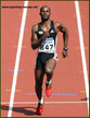 Kim COLLINS - St Kitts & Nevis - 2005 World Champs 100m bronze (result)