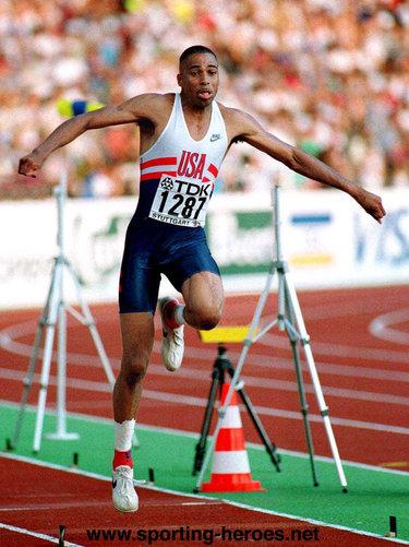 Mike CONLEY Olympic Amp World Triple Jump Champion USA