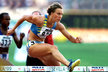 Ludmila ENGQUIST - Sweden - 100m Hurdles Gold at 1997 World Cahmpionships.