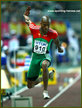 Nelson EVORA - Portugal - 2007 World Championships Triple Jump Gold (result)