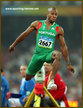 Nelson EVORA - Portugal - 2008 Olympic Triple Jump Champion (result)