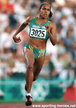 Cathy FREEMAN - Australia - 400m silver medal at Atlanta