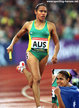 Cathy FREEMAN - Australia - 4x400m Gold at 2002 Commonwealths (result)