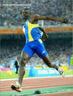 Jadel GREGORIO - Brazil - Fifth in the Triple Jump at 2004 Olympic Games.