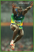 Jadel GREGORIO - Brazil - 6th in the Triple Jump at the 2008 Olympics.