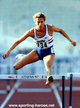 Sally GUNNELL - Great Britain - Farewell appearance at 1997 World Championships.