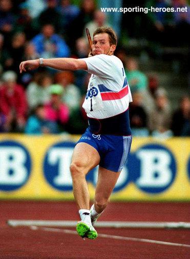 Mick hill world bronze european silver result for Boden great britain