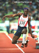 Phillips IDOWU - Great Britain - 5th at 2002 Europeans (result)