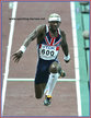 Phillips IDOWU - Great Britain - 6th in the Long Jump at the 2007 World Championships (result)