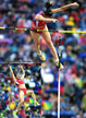 Yelena ISINBAYEVA - Russia - Pole Vault silver at 2002 Europeans (result)