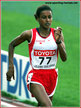 Maryam Yusuf JAMAL - Bahrain - Fifth in the 800m at the 2005 World Champs (result)