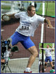 Gerd KANTER - Estonia - 2007 World Championships Discus Gold (result)