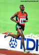 Bernard LAGAT - Kenya - 1500m World silver in 2001 (result)