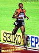 Bernard LAGAT - Kenya - 1500m silver at 2002 World Cup (result)