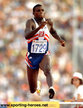 Carl LEWIS - U.S.A. - 1992 & two more Olympic golds!