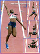 Tianna BARTOLETTA - U.S.A. - 2005 World Champs Long Jump Gold medal.