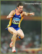 Marian OPREA - Romania - 5th in the Triple Jump at the 2008 Olympics (result)
