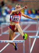 Yuliya PECHONKINA - Russia - 400m Hurdles silver at 2001 World Champs (result)