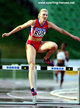 Yuliya PECHONKINA - Russia - 400m Hurdles World Cup winner in 2002
