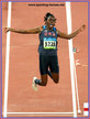 Brittney REESE - U.S.A. - 5th in the Long Jump at the 2008 Olympics (result)