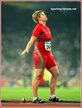 Anita WLODARCZYK - Poland - 6th in the Hammer at the 2008 Olympics (result)