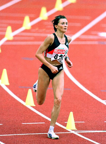 Luminita Zaituc - Germany - Marathon silver at 2002 European Championships.