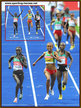 Vivian CHERUIYOT - Kenya - 2009 World 5000m Champion (result)