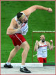 Tomasz MAJEWSKI - Poland - 2009 World Championships Shot Put silver (result)