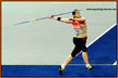 Linda STAHL - Germany - Javelin finalist at 2007 & 2009 World Championships.