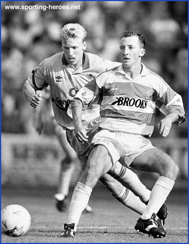Joe Allon - Chelsea FC - Biography 1991/92-1992/93