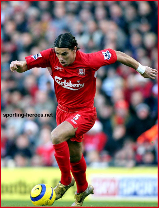 Milan Baros Biography Of His Football Career At Anfield Liverpool Fc
