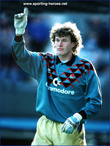 Dave Beasant - Chelsea FC - Biography of Chelsea career.