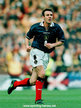 Craig BURLEY - Scotland - Scottish Caps 1995-2003