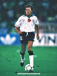 Tony DORIGO - England - English Caps 1989-1993