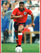 Les FERDINAND - England - Biography of his England football career.