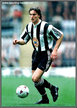 David GINOLA - Newcastle United - Biography of his football career at Newcastle United