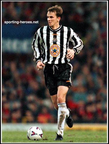 Dietmar Hamann Biography 1998 99 Newcastle United Fc border=