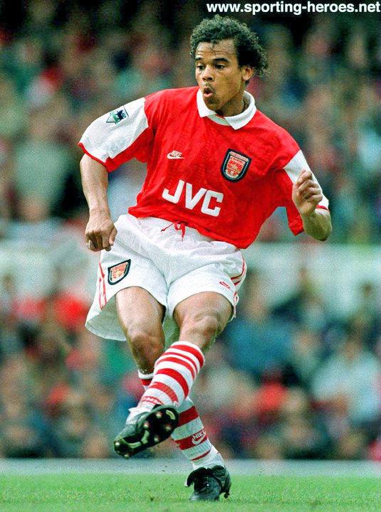 Glenn HELDER - League appearances. - Arsenal FC